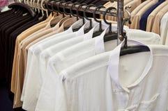 тип хлопка одежды родной тайский Стоковое фото RF