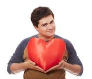 тип человека сердца Стоковые Изображения RF
