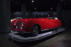 Тип 1949 Delahaye 175 Coupe Drophead Стоковая Фотография