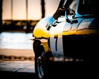 Тип-E 1967 ягуара 4 2 1967 Стоковые Изображения RF