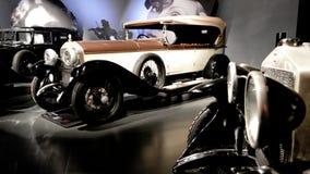 Тип 1920 Isotta Fraschini b на Museo Nazionale dell'Automobile Стоковые Фото