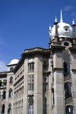 тип moorish здания стоковое фото rf
