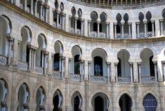 тип moorish здания стоковые фотографии rf