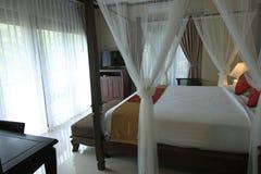тип oriental спальни Стоковое фото RF