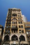 тип york deco здания искусства новый Стоковое фото RF
