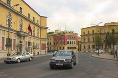 Тирана стоковая фотография