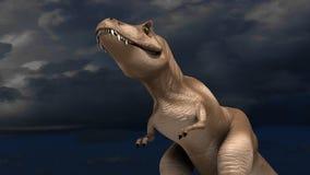 Тиранозавр Rex Стоковые Изображения