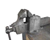 тиски blacksmith стоковая фотография