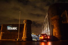 Титаническая гостиница Ливерпуль Стоковые Фото