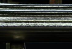 титан штанги Стоковые Изображения RF