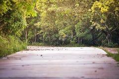 Тихая конкретная дорога стоковые фото
