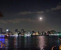 Тихая ночь Стоковое Фото