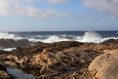 Тихая океан цена Стоковое фото RF