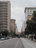 тихая улица Стоковая Фотография RF