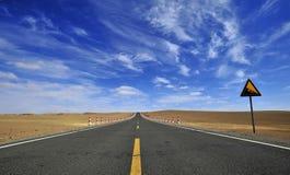 тихие дороги Стоковые Изображения