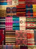 Тихие океан северо-западные textils Стоковое фото RF