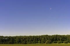Тихий ландшафт Стоковые Фото