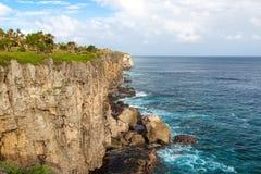 Тихий океан ландшафт Стоковые Фото