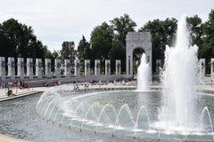 Тихий океан мемориальный Вашингтон Стоковое фото RF