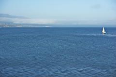 Тихий океан Санта-Барбара стоковые фото