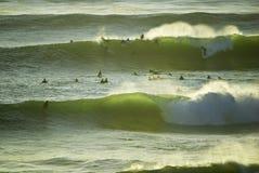 Тихий океан серфер Стоковое фото RF