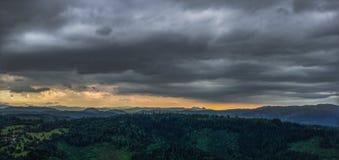 тихий шторм Стоковые Изображения