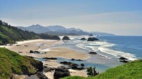 Тихое океан Scape стоковая фотография