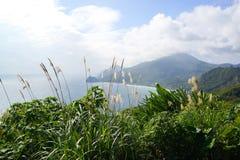 Тихоокеанское побережье Стоковые Фото