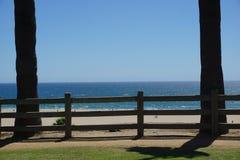Тихоокеанское побережье Стоковая Фотография RF