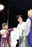 Тишины тайваньской оперы jinyuliangyuan стоковая фотография