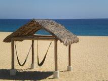тишь пляжа Стоковые Фотографии RF