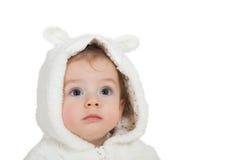 1-ти летний ребёнок Стоковое Изображение