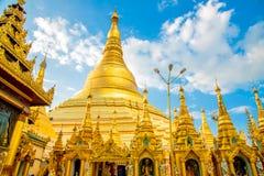 2.600-ти летняя пагода Shwedagon Стоковые Изображения RF
