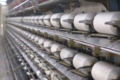 тканье индустрии Стоковое фото RF