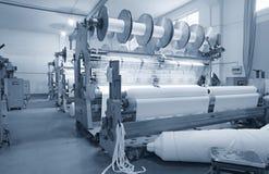 тканье индустрии Стоковые Фото