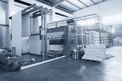 тканье индустрии Стоковая Фотография RF
