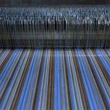 тканье машины Стоковое фото RF