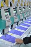 тканье оборудования Стоковое Изображение RF