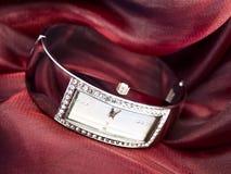 тканье повелительницы часов Стоковое фото RF