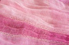 тканье предпосылки розовое Стоковые Изображения