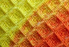 тканье ткани Стоковая Фотография RF