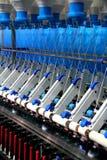 тканье фабрики Стоковое фото RF