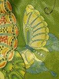 ткань бабочки стоковая фотография