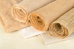 Ткань белья Стоковое фото RF