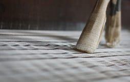 Ткань в manufactory на озере Inle в Бирме, Азии Стоковое Изображение RF