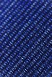 Ткань джинсыов Стоковая Фотография