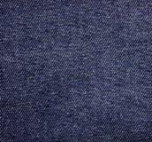 Ткань джинсовой ткани Стоковое фото RF