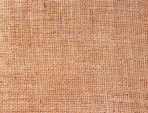 Ткань джута как предпосылка стоковые изображения rf