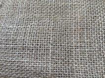 Ткань джута Стоковое Изображение RF