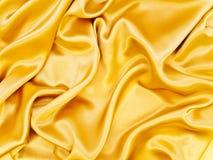 ткань золотистая стоковые изображения rf